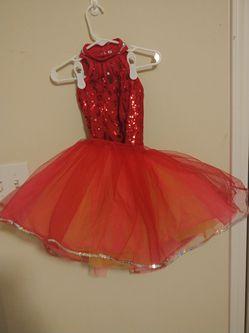 3-piece Toddler Dance Costume Thumbnail