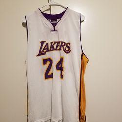 Los Angeles Lakers Kobe Bryant Staple Center Give Away Jersey, Mens Sz XL $25, Pls Read Description! Thumbnail