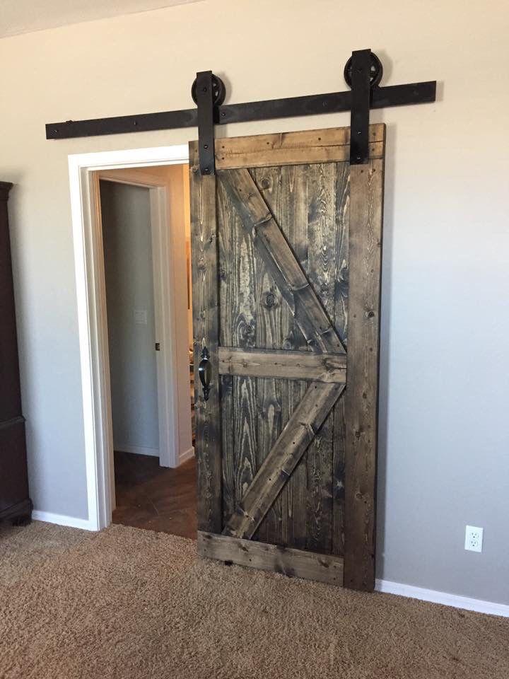 Custom barn doors