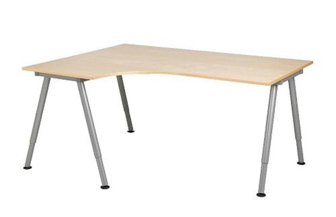 Desk (IKEA COMPUTER CORNER DESK)
