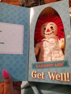 Raggedy Ann & Andy Dolls Thumbnail