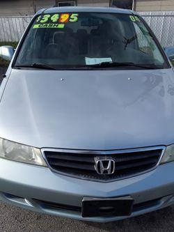 2004 Honda Odyssey Thumbnail