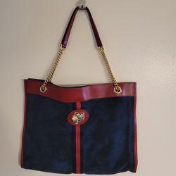 Authentic Gucci Rajah Large Tote Handbag Thumbnail