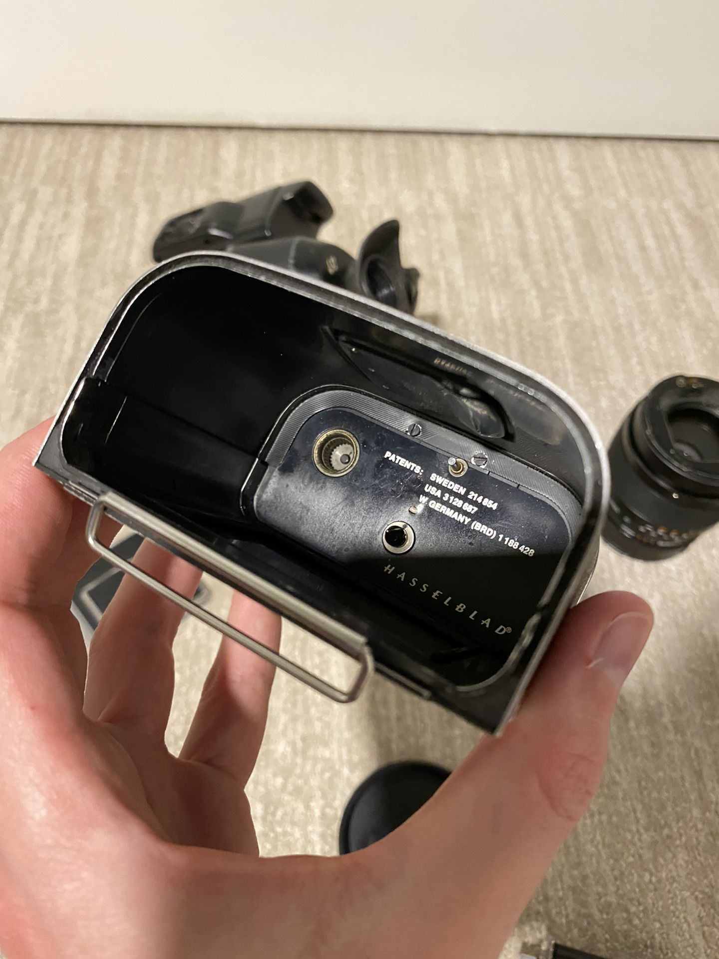 Hasselblad 503CW WITH EXTRAS!!