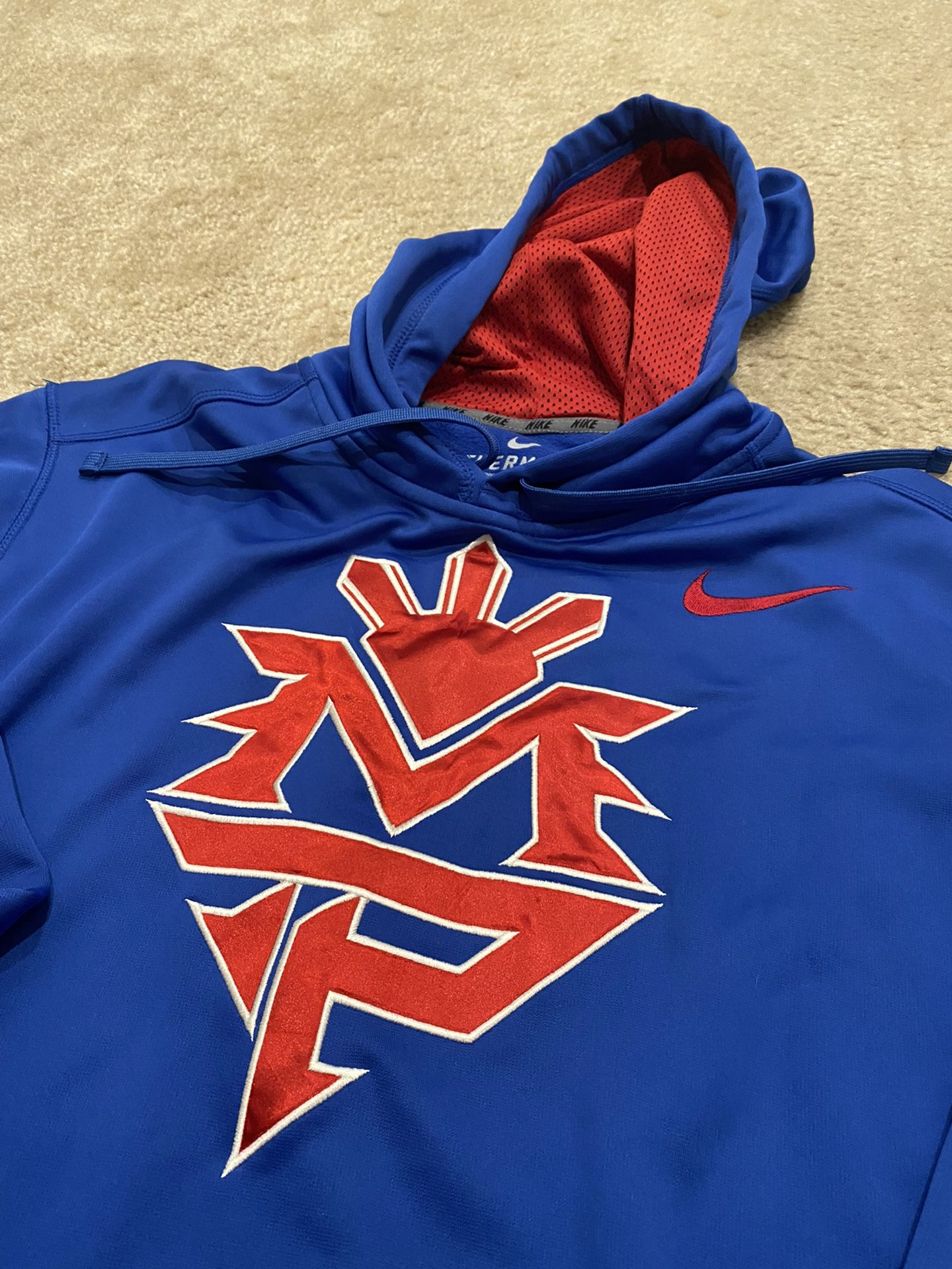 Manny Pacquiao Nike Brand New Thermafit Hoodie Jacket