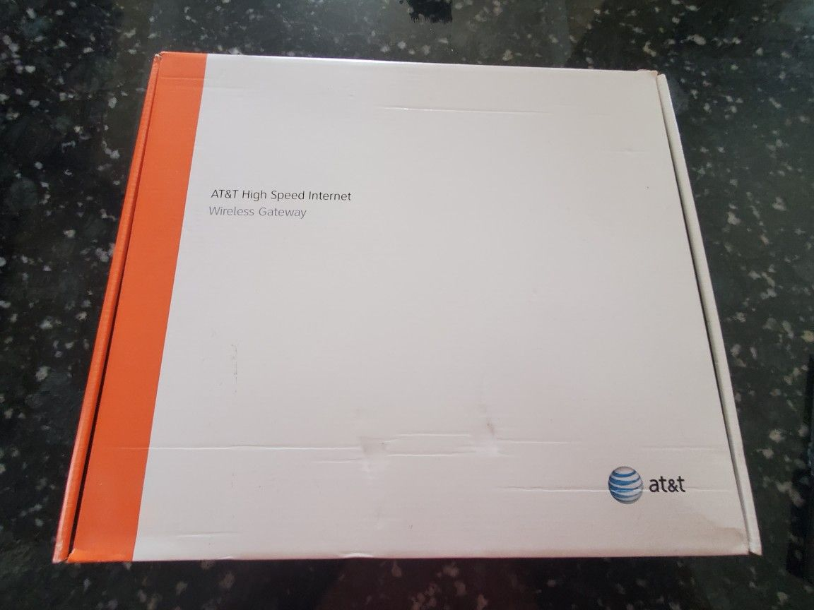 AT&T Wireless Router with DSL Modem 2Wire - Use w/ AT&T High Speed Internet