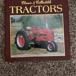 Tractor book classic in collectible  tractors Thumbnail
