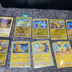Pokemon Cards Pikachu Collection  Thumbnail