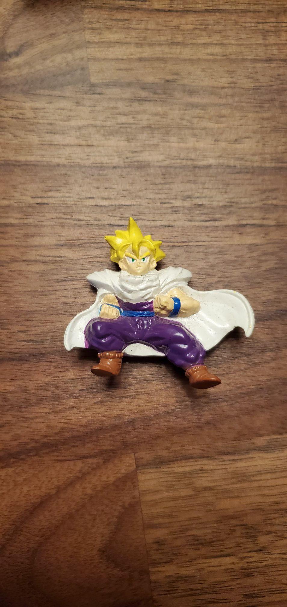 Vintage mini figurines - Dragonball Z - Bandai 1996