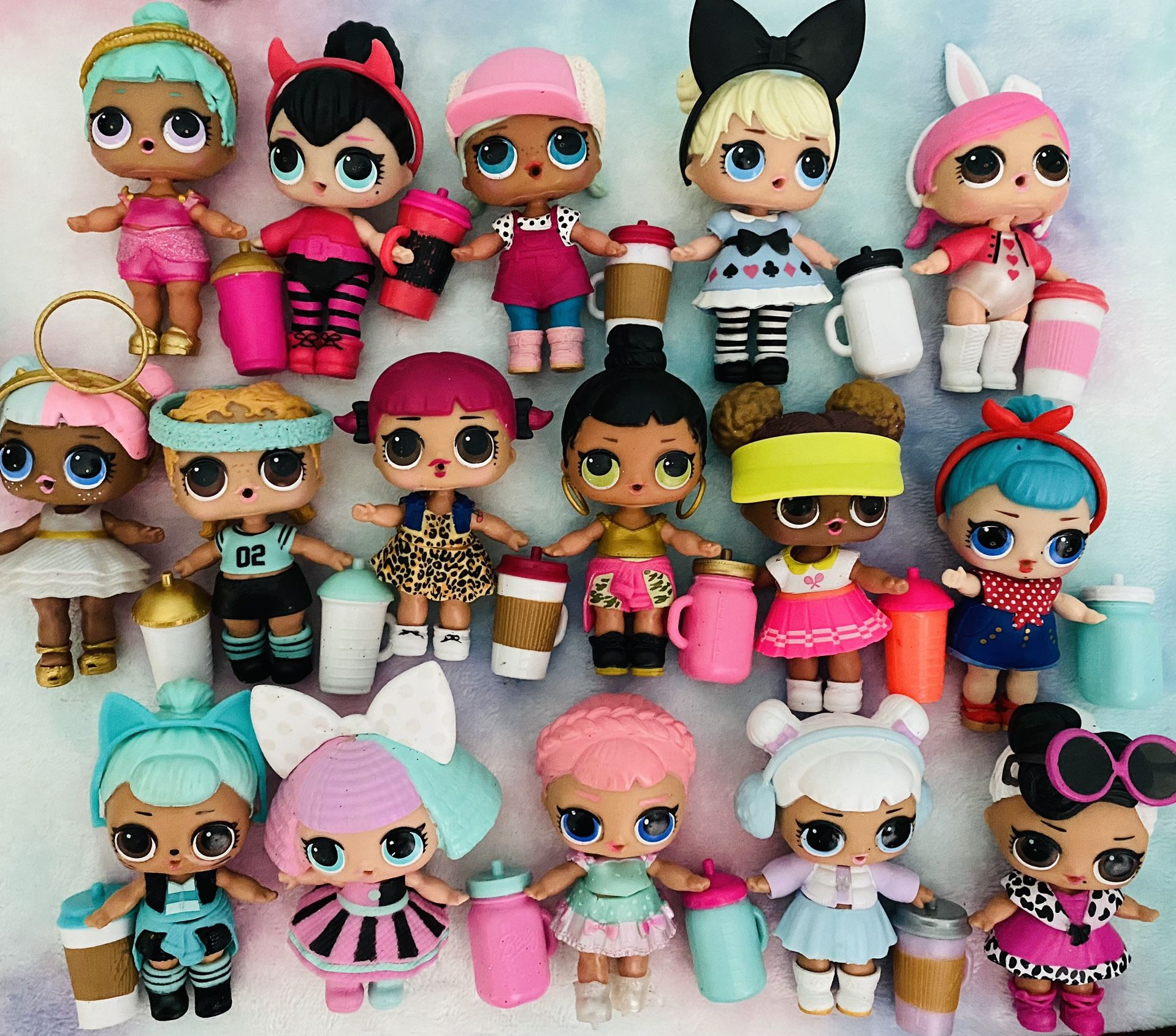 Series 2 Lol Surprise Doll Variety
