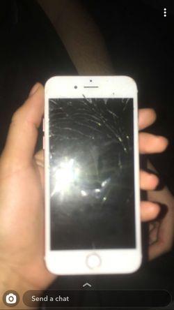 iPhone 6s rose gold Thumbnail