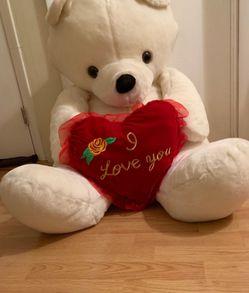 Giant I Love You Bear Thumbnail