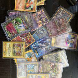 Pokemon Card Lot - Holos, 1st Editions, GX, EX, Secret Rare, Full Art Thumbnail
