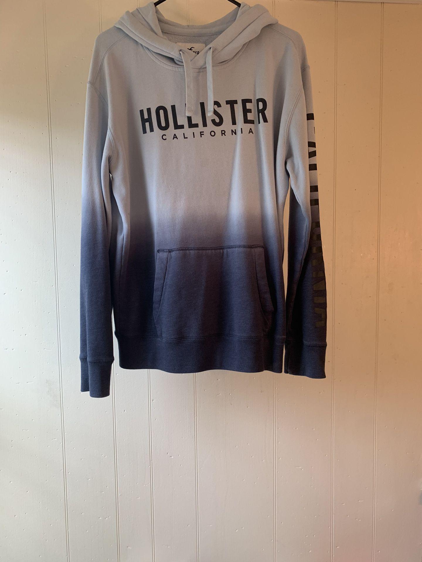 Mens Hollister Hoodie Medium