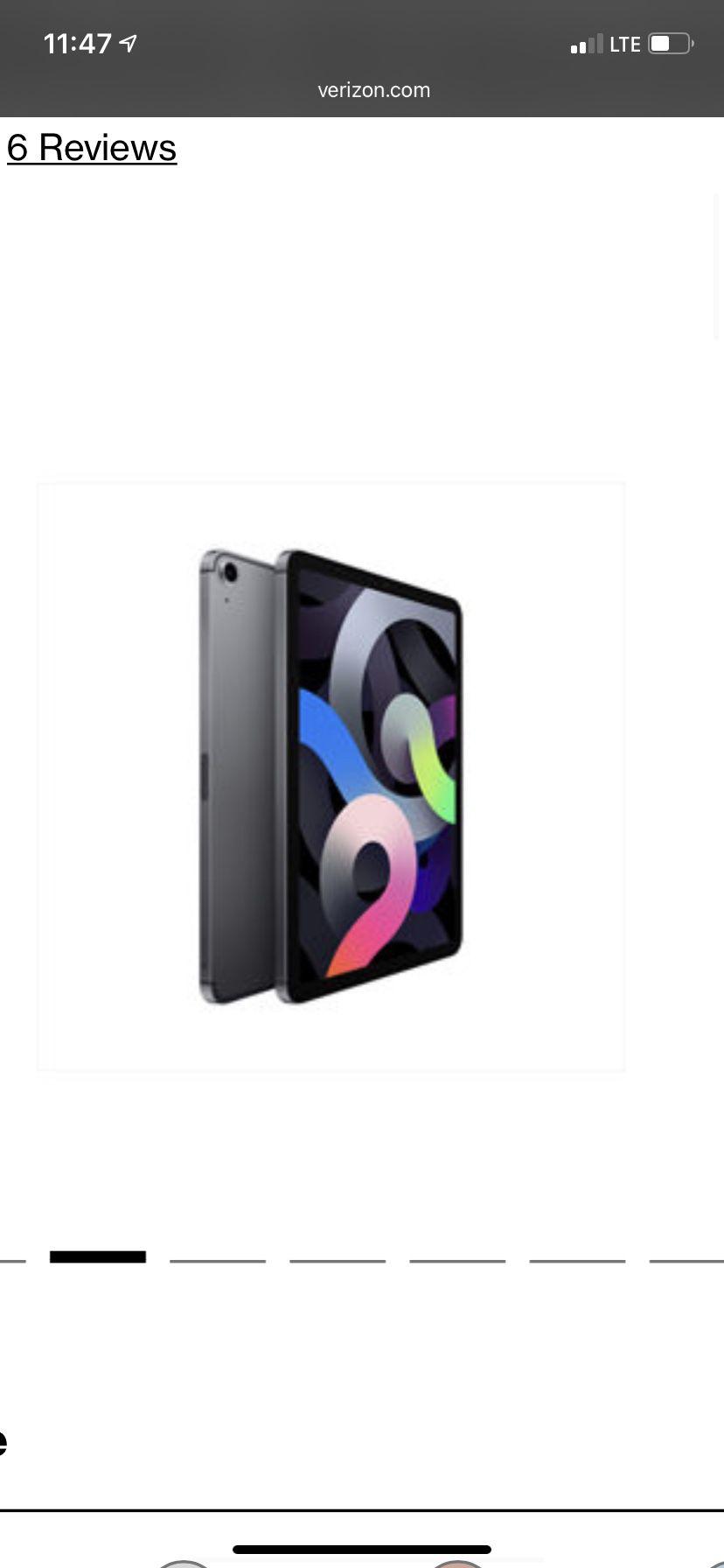 Apple iPad Air Generation 4