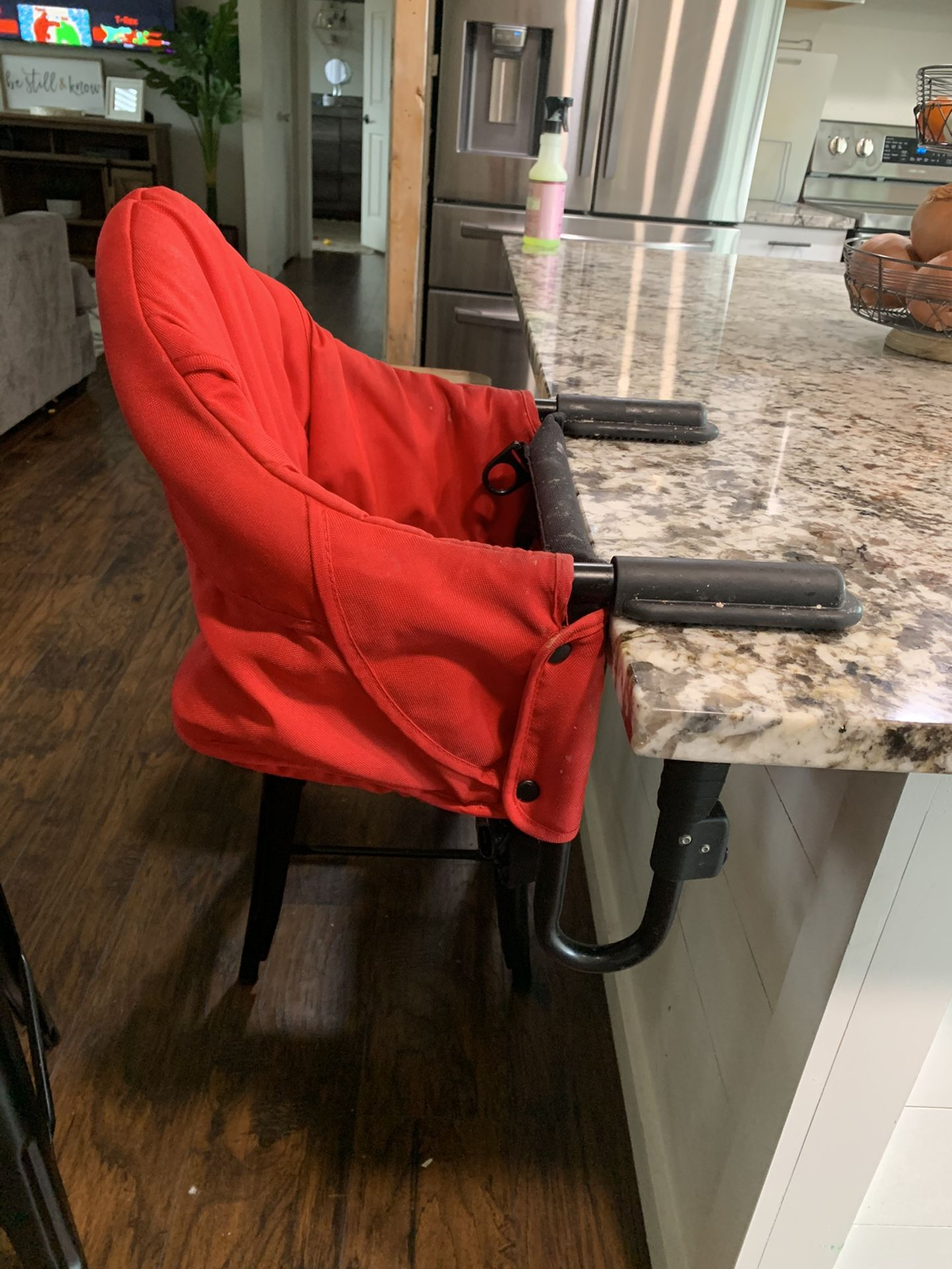 Hanging High Chair