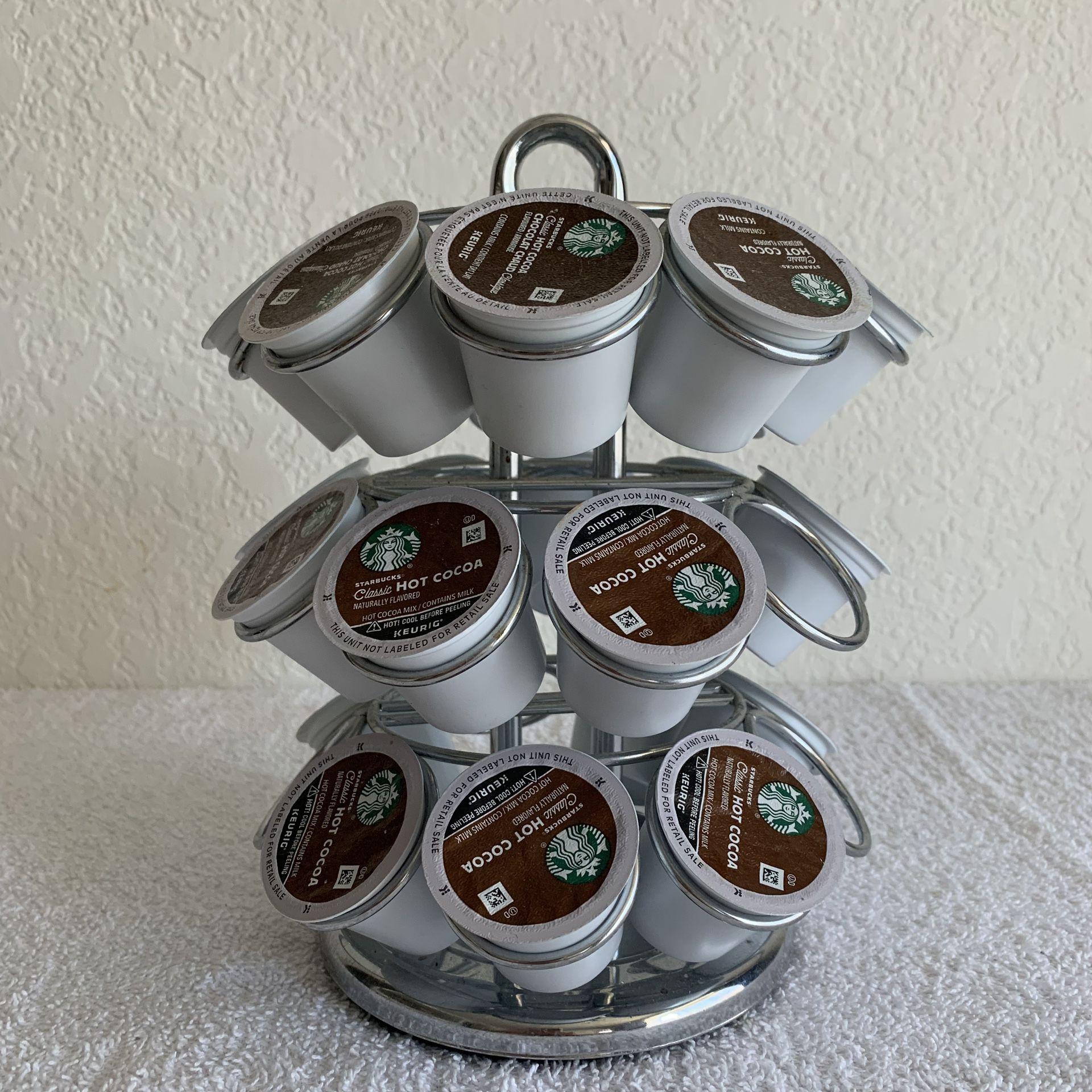 Keurig Carousel K-Cups Holder