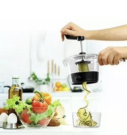 On Sale while supplies last!! Perfect Twist - Spiral Vegetables Slicer Thumbnail
