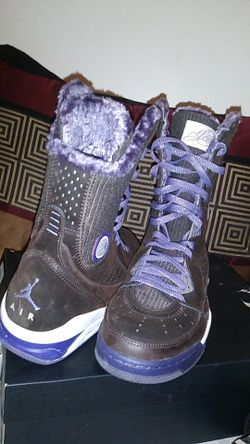 Jordan boots Thumbnail