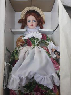 "Royal albert doulton ""Rosie"" Doll Thumbnail"