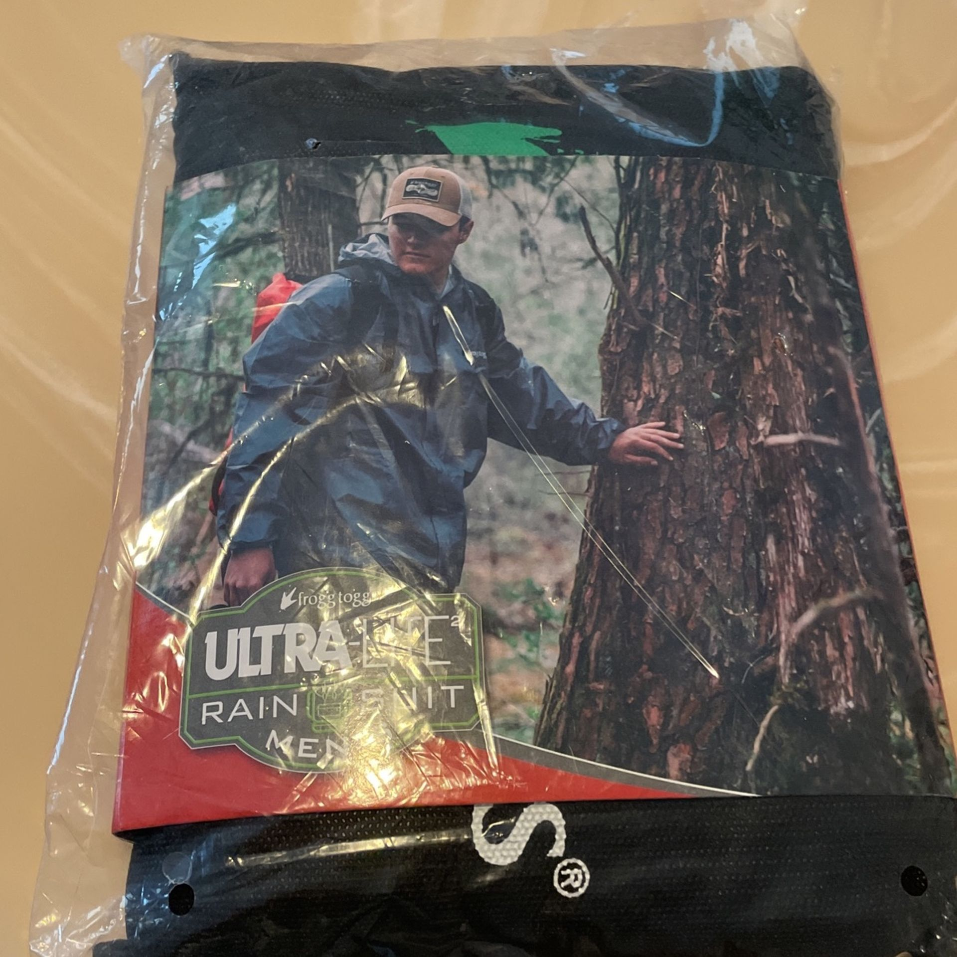 Ultra Lite Men's Rain Suit