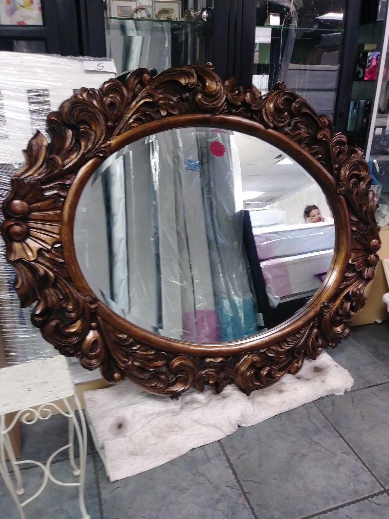 Beautiful Oval mirror $ 199.00