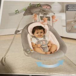 Ingenuity Inlighten Cradling Baby Swing  Thumbnail