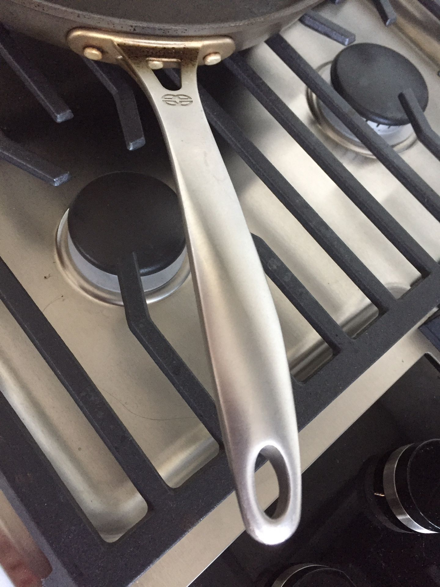 """Calphalon 12"""" frying pan"""