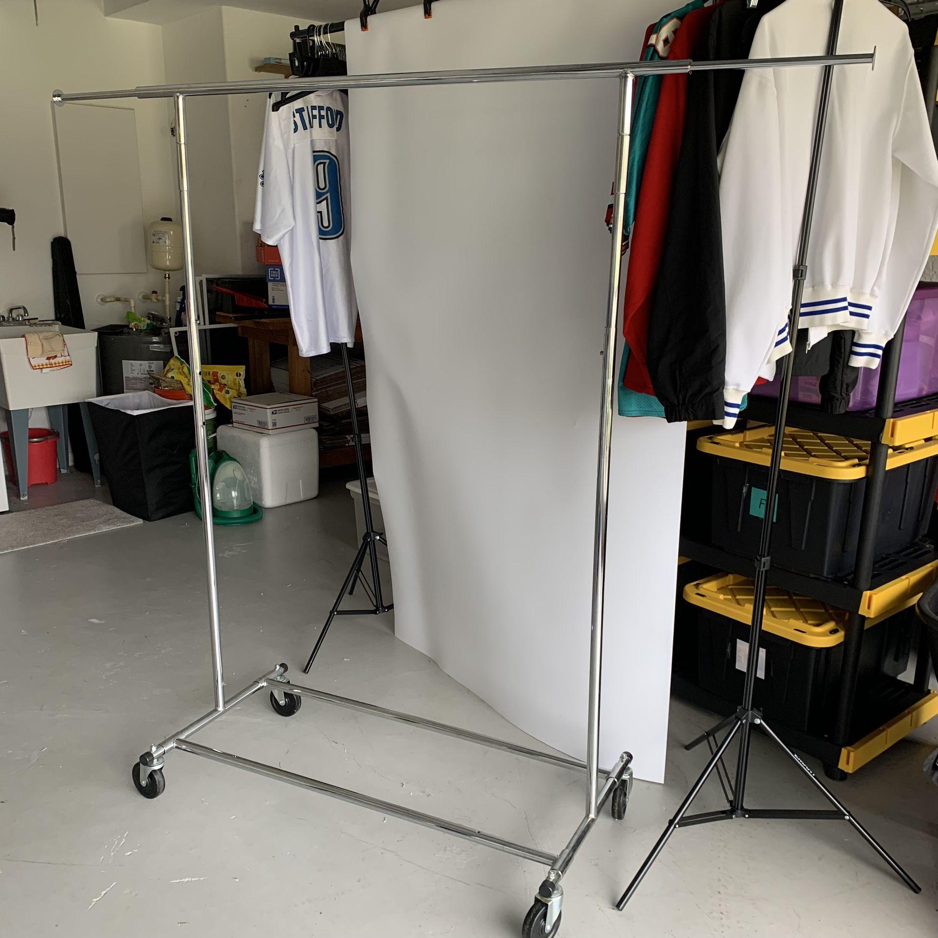 Clothes Rack, Metal