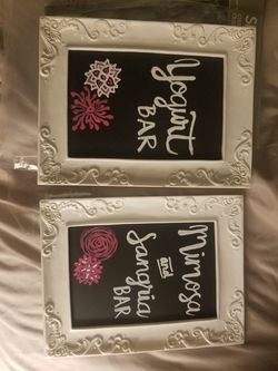 Party supplies for Kate Spade inspired bridal shower Thumbnail