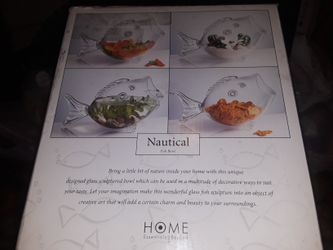 NAUTICAL FISH BOWL Thumbnail