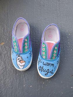 Frozen Olaf Shoes Thumbnail