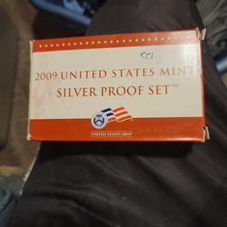2009 United States Mint Silver Proof Set Thumbnail