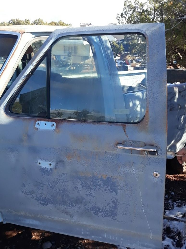 83-86 Ford Hood ,Driver Side & Front Panels, Driverside And Rear Bed Panels, Bumper Front And Rear