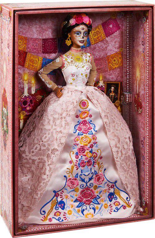 Día De Los Muertos Barbie