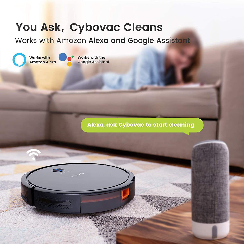 Robot Vacuum Cleaner Cybovac