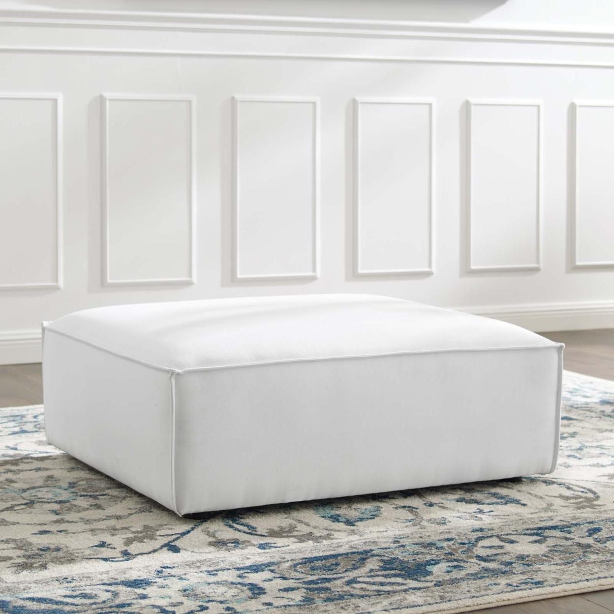Restore Ottoman, White