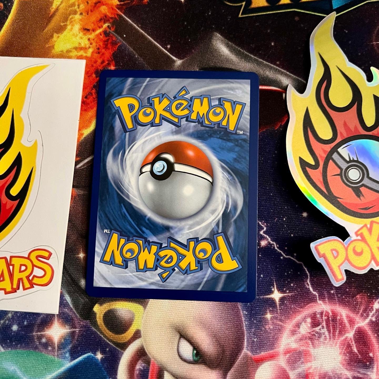 Pokémon Surfing Pikachu V Card Celebrations
