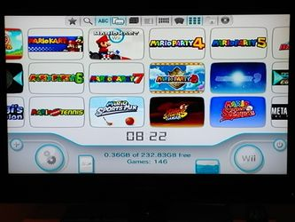 Modded Wii Bundle with 7000+ Games Thumbnail