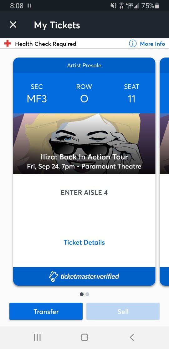 Iliza: Back In Action Tour