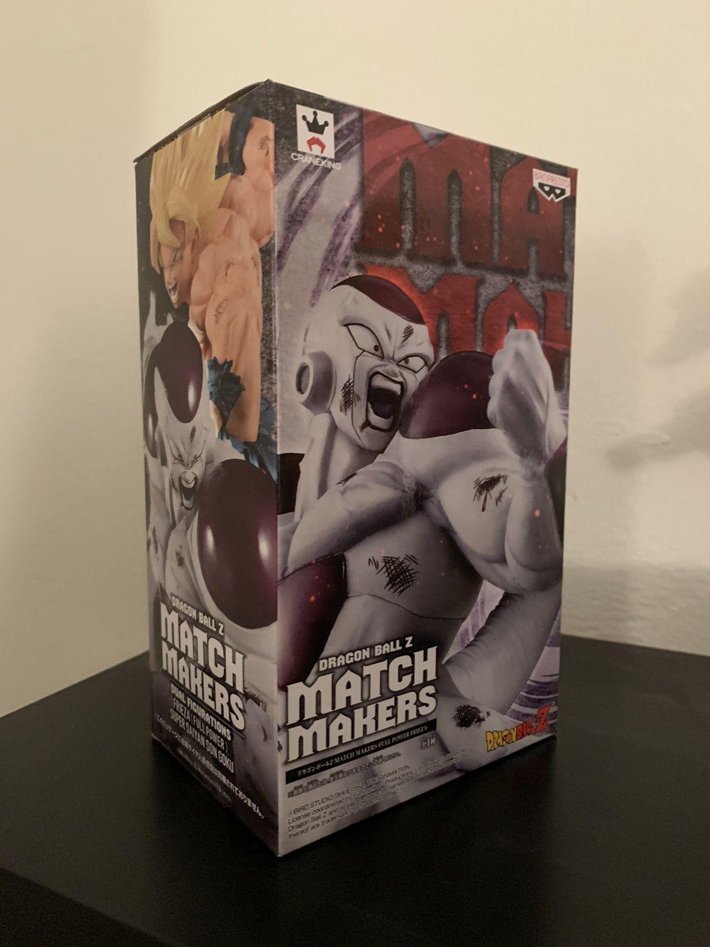Full Power Frieza Statue | Banpresto | Match Makers | Dragonball Z