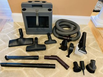 Kirby G6 vacuum cleaner with attachments and shampooer Thumbnail