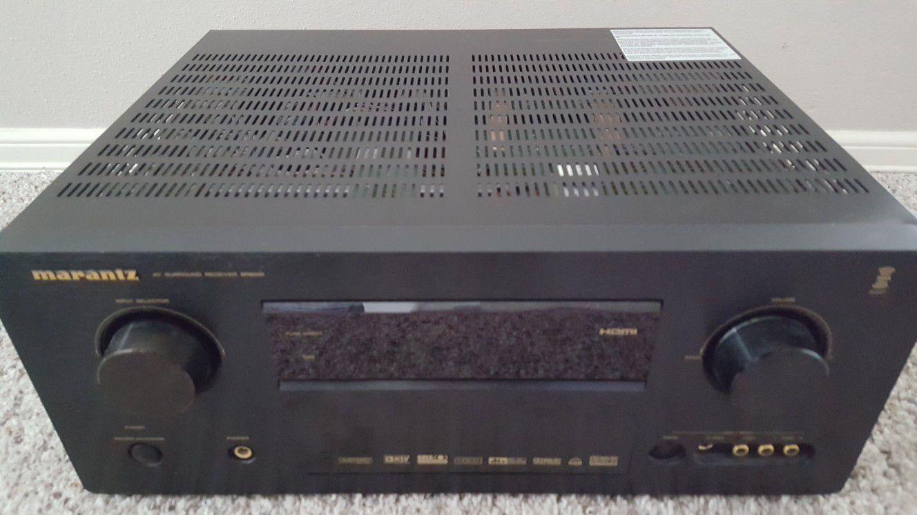 MARANTZ SR6001 *NEW* 7.1 HDMI NSV SRS AUDYSSEY DTS HDCD DOLBY PRO2 RECEIVER