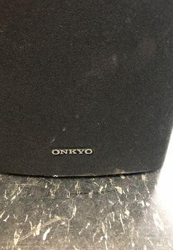 Onkyo Speakers Thumbnail