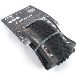 Vittoria E-Barzo G+ TNT 27.5 x 2.1 Cross Country E-Bike Tire // Tubeless Folding Thumbnail
