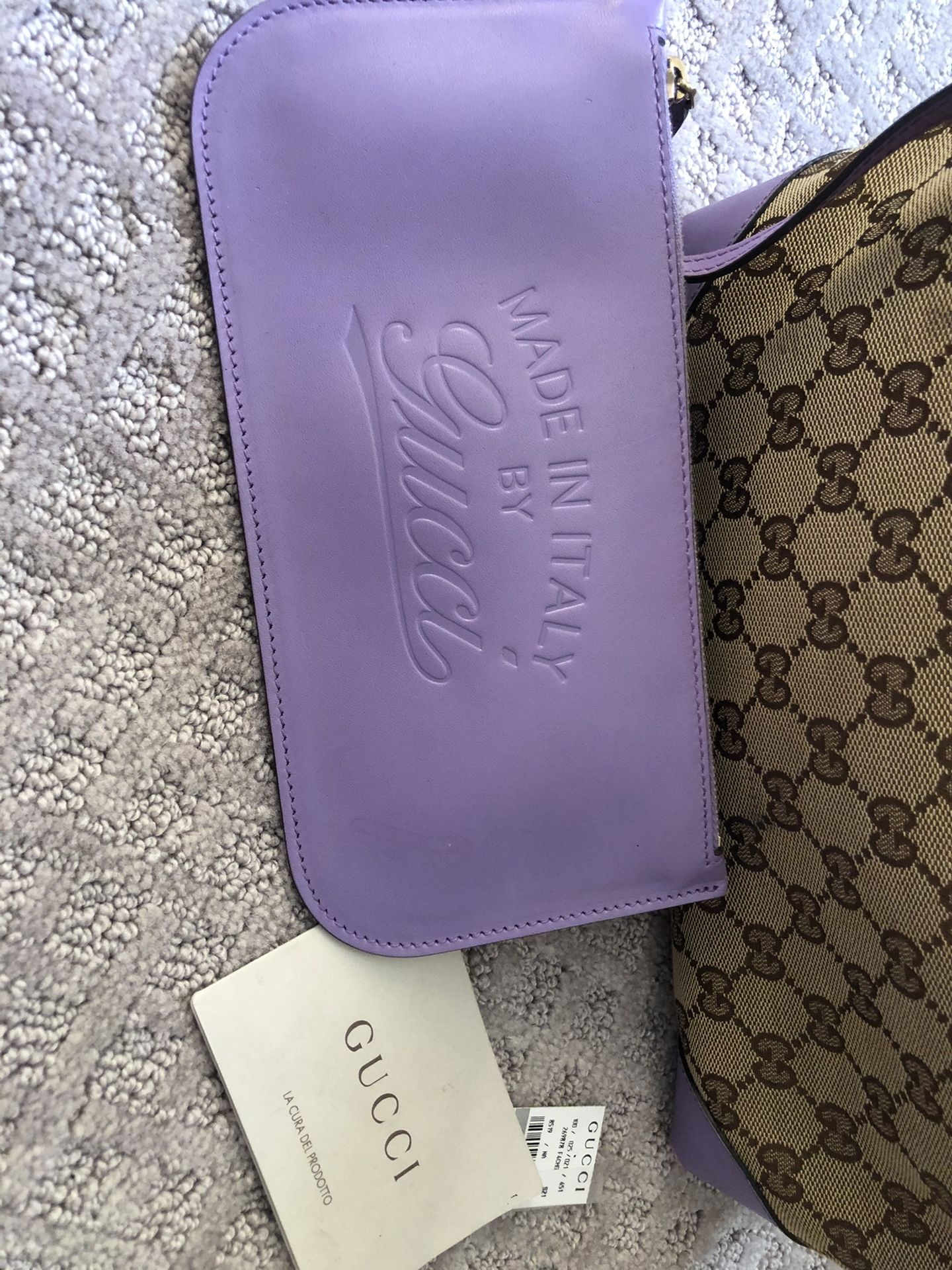 Gucci Tote 💯 Authentic Sold Out.