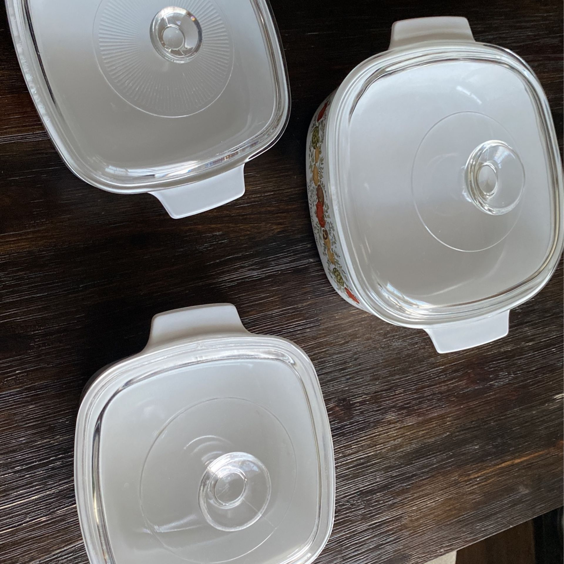 Corningware 6 Pieces