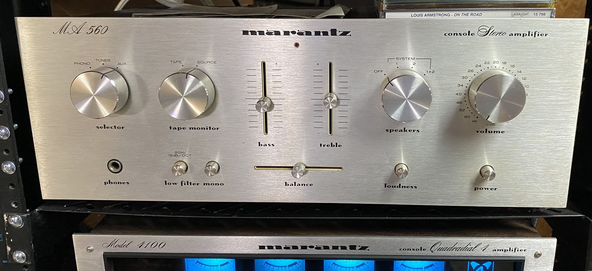 Marantz MA560 Stereo Amplifier