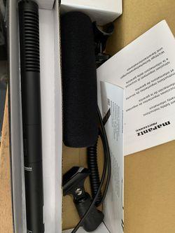 Marantz shot gun microphone new Thumbnail