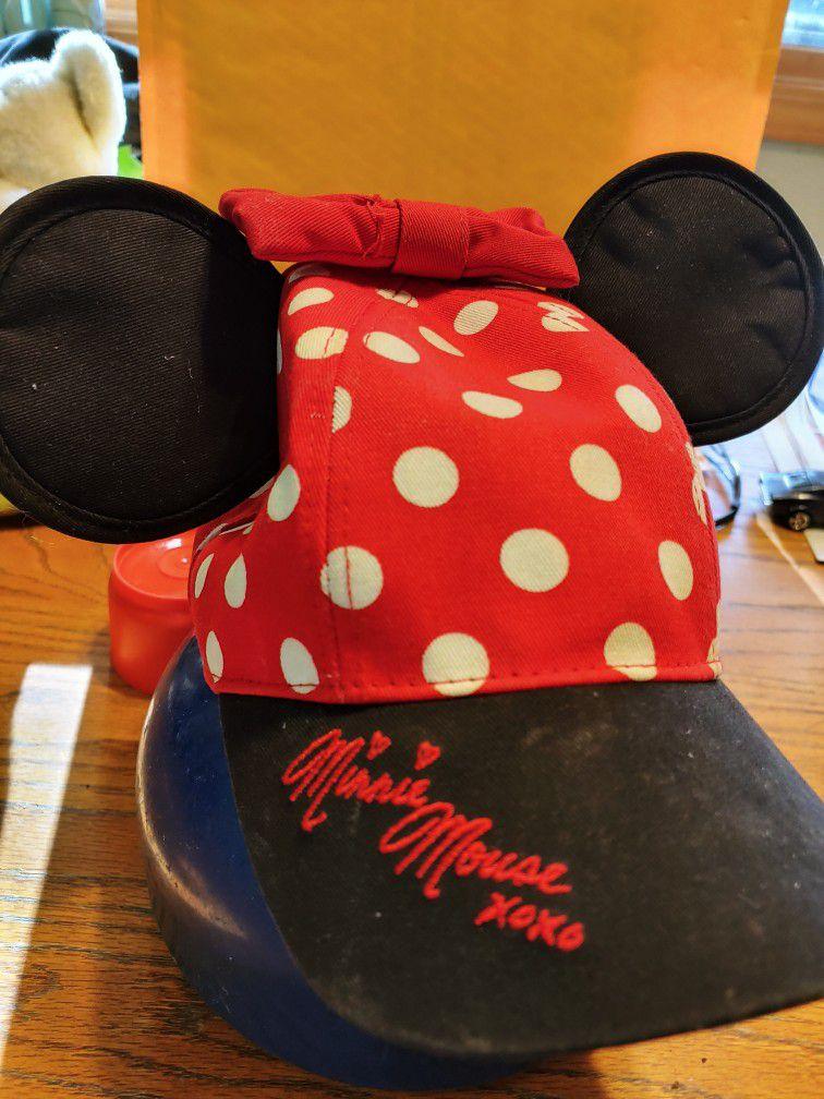 Minnie Mouse Kids Cap